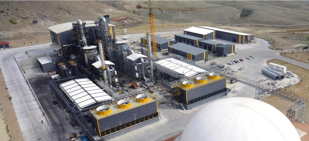 TEHLİKELİ ATIKLARIN BERTARAFI HAZARDOUS WASTE TREATMENT ARA DEPOLAMA - TEMPORARY