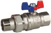 Handle Ball Valve with
