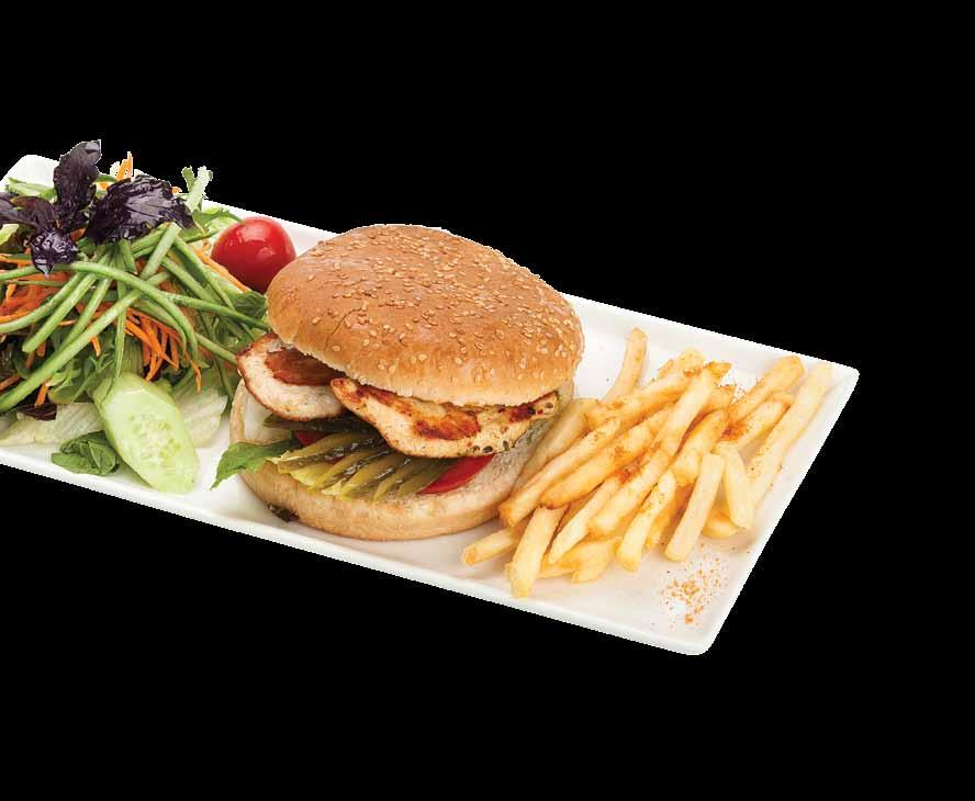 Cheeseburger 17,00 tl Hamburger