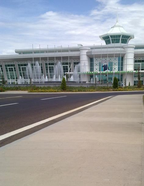 AIRPORT PROJECT Employer: POLIMEKS INC.