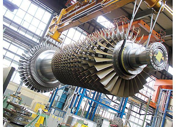 steam turbine Kaynak: