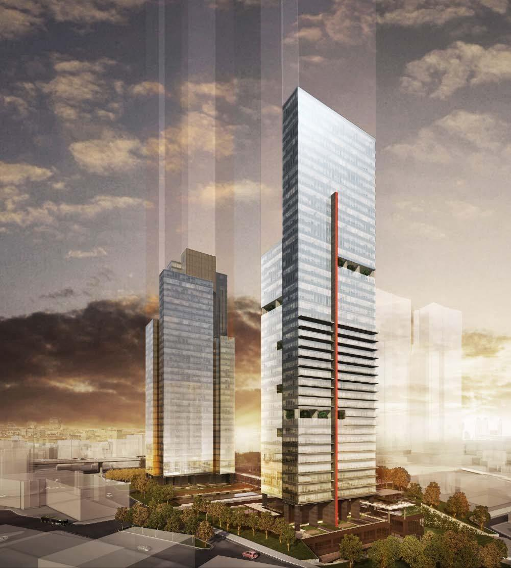 TNL- LEADER IN COMMERCIAL REAL ESTATE TORUN CENTER