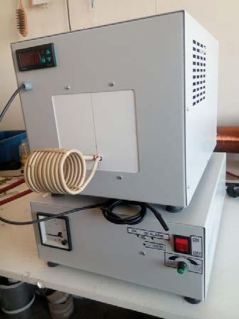 CODE NUMBER ONX14 : KANSER TEDAVİLERİNDE KULLANILMAK AMAÇLI İNDÜKSİYON MAKİNASI FOR CANCER TREATMENT INDUCTION HEATING MACHINE ONX 14 : INDUCTION HEATER MACHINE FOR CANCER THREATMENT FOR
