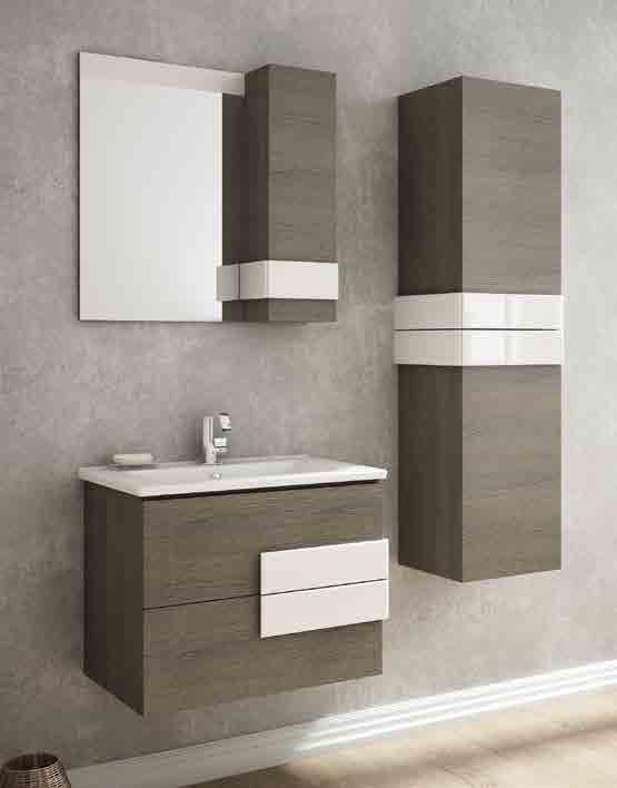 melamine coating covers highgloss lacquered painted ceramic sink slowly closes the drawer system Boy Dolabı