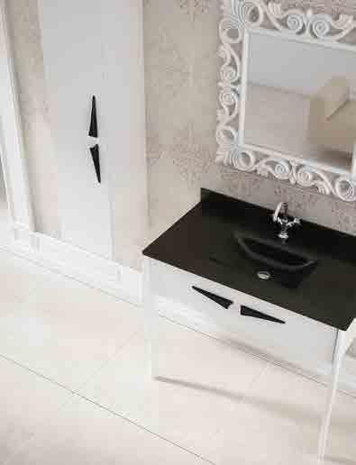 Lavabo Body And Cover Highgloss Lacquered Slowly