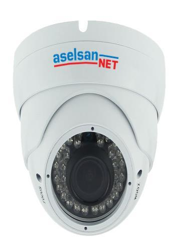 2.0 MP IR DOME VP VF IP (20 mt.