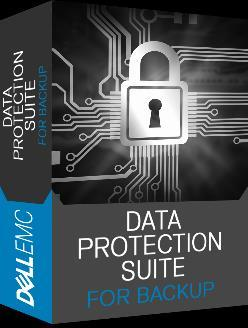 Yazılım 6 Dell EMC Data Protection Suite 15 of 73