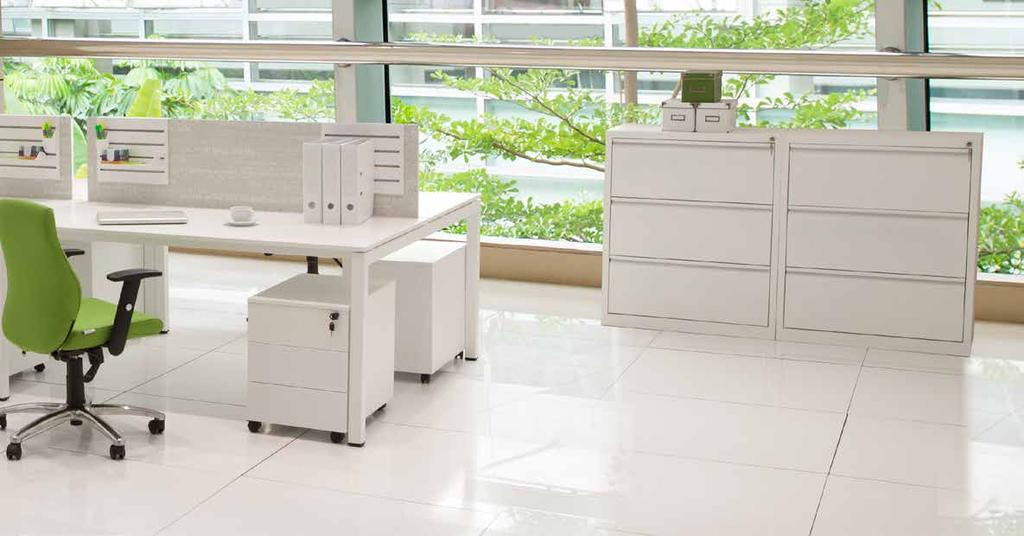 The main axis is functionality and productivity in the couple and four parts working stations like the