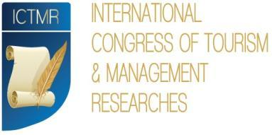 2 nd International Congress of Tourism & Management Researches - 2015 Examining the Ridge Regression Analysis of the Number of Foreign Tourists Coming to Turkey Derya İSPİR a, Barış Ergül b, Arzu