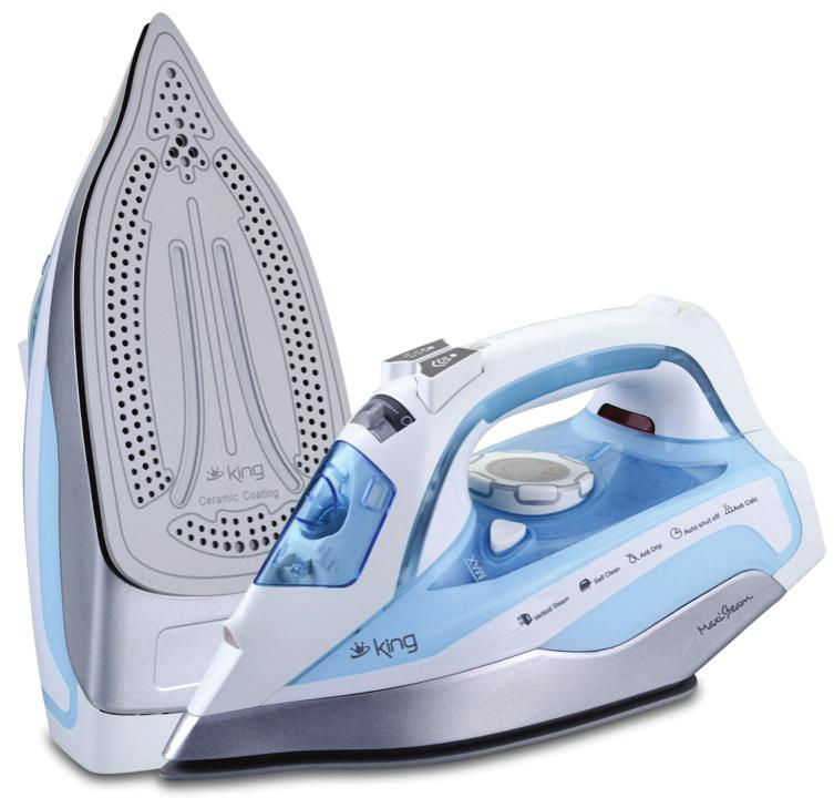Model No: P 733 MaxiSteam Buharlı Ütü/Steam Iron Kullanma
