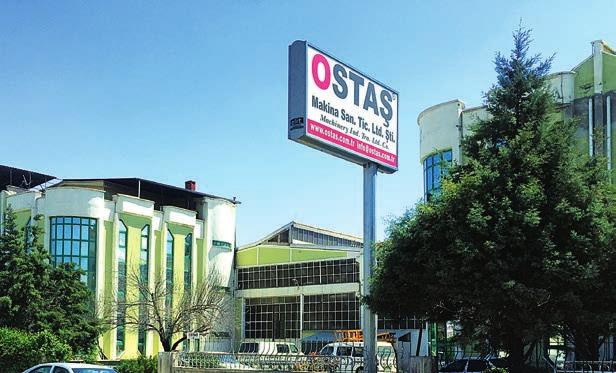Ostas Machinery has been continuing its operations as a family corporation since 1997.