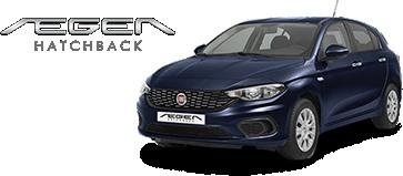 EGEA HATCHBACK Easy 1.4 Fire 95 HP Easy 1.6 E-Torq 110 HP AT6 Easy 1.3 M.Jet 95 HP Easy 1.6 M.Jet 120 HP DCT Urban 1.4 Fire 95 HP Urban 1.6 E-Torq 110 HP AT6 Urban 1.3 M.Jet 95 HP Urban 1.6 M.Jet 120 HP Urban 1.