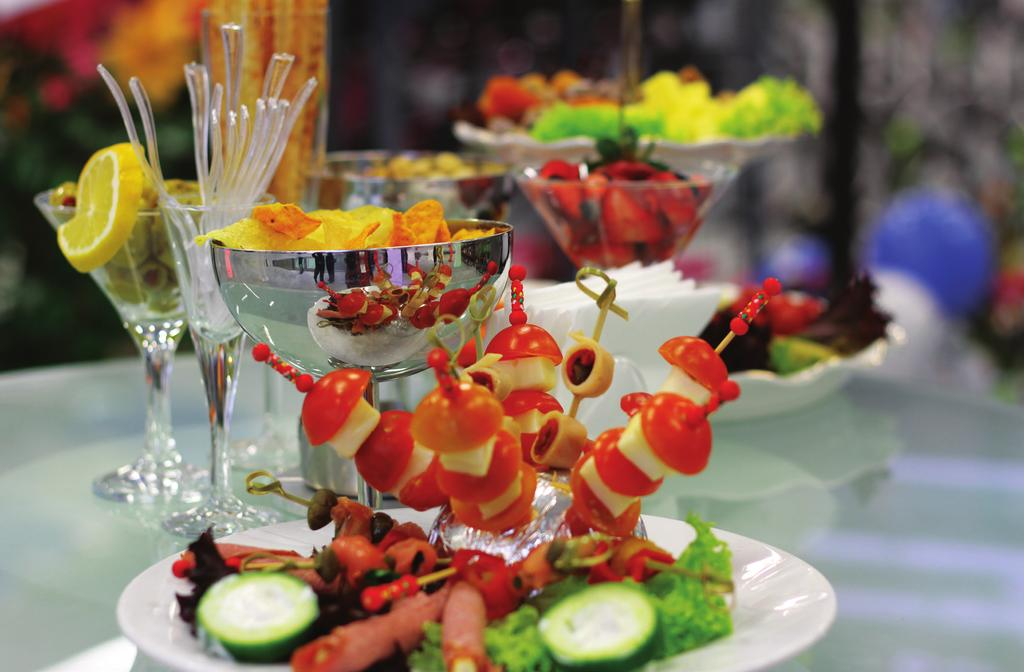 16 3. Catering