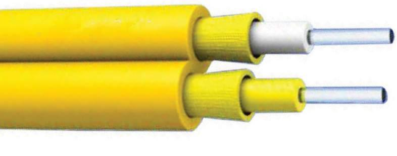 DX Patch Cord (OBK) Kablolar DX Patch Cord (OBK) Kablolar B1 B2 B4 B3 B2 B1 Optikal Fiber Tight Buffer B3 B4 Aramid İplik (Kevlar) Dış Kılıf Kullanım Yeri Dahili Uygulamalar (Indoor Applications)