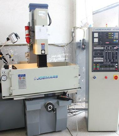 can be reached by means of these machines, which are the latest products of cutting edge
