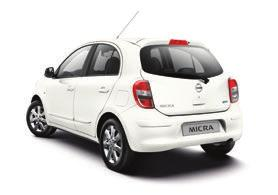 Model MICRA Tip 1.2 PASSION 1.