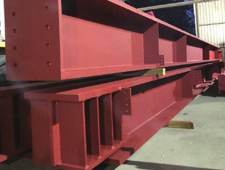AIRPORT REISER STEELS AND BUGGY RAMPS