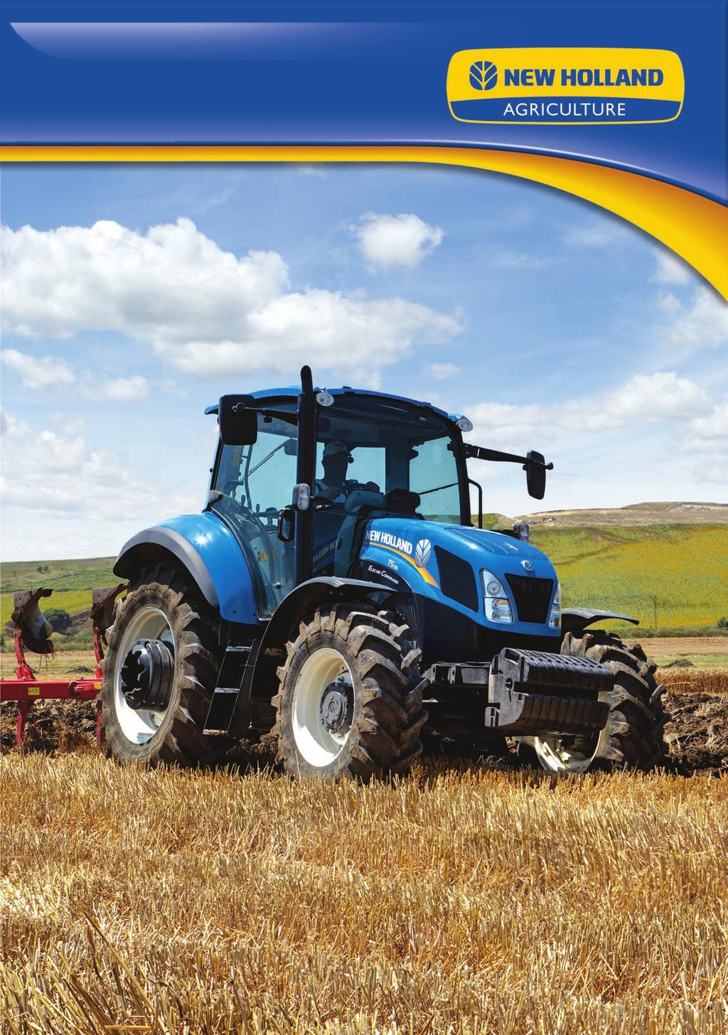 NEW HOLLAND T5 Serisi t5.95 t5.