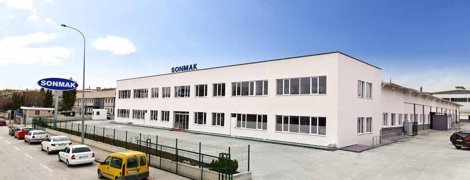 ABOUT US Our company was founded in 1975 in Ankara/Turkey.