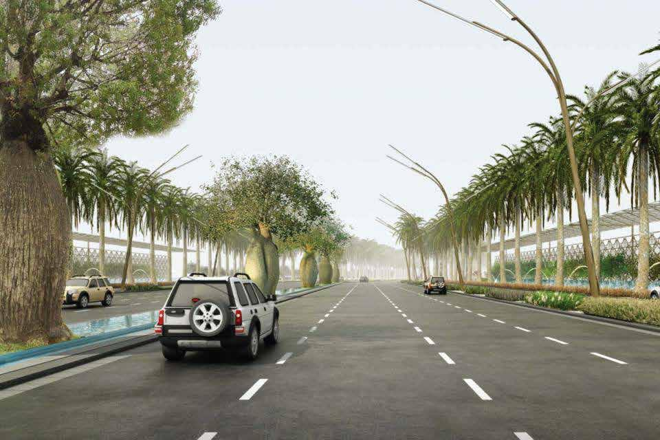 Khalifa Avenue Project - Qatar Khalifa Avenue Project Qatar Especially substructure and roadworks create a big potential in Qatar before 2022 World Cup.