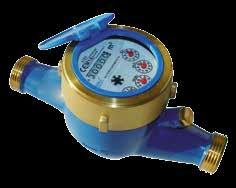 Çok Hüzmeli Yarı Kuru Tip (Gliserinli) Soğuk Su Sayaçları Multi-Jet Semi-Dry (Liquid-Sealed) Type Cold Water Meters d D Altay Serisi / Serie Dn15~Dn20 360 döner kapak / 360 rotatable cover 5 dijit m³