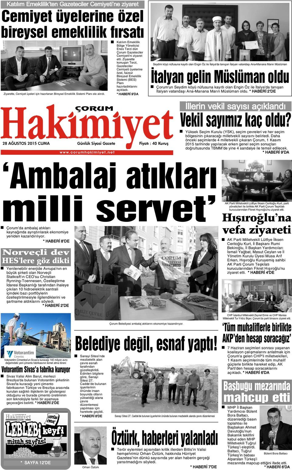 Ambalaj Atyklary Milli Servet Pdf Free Download