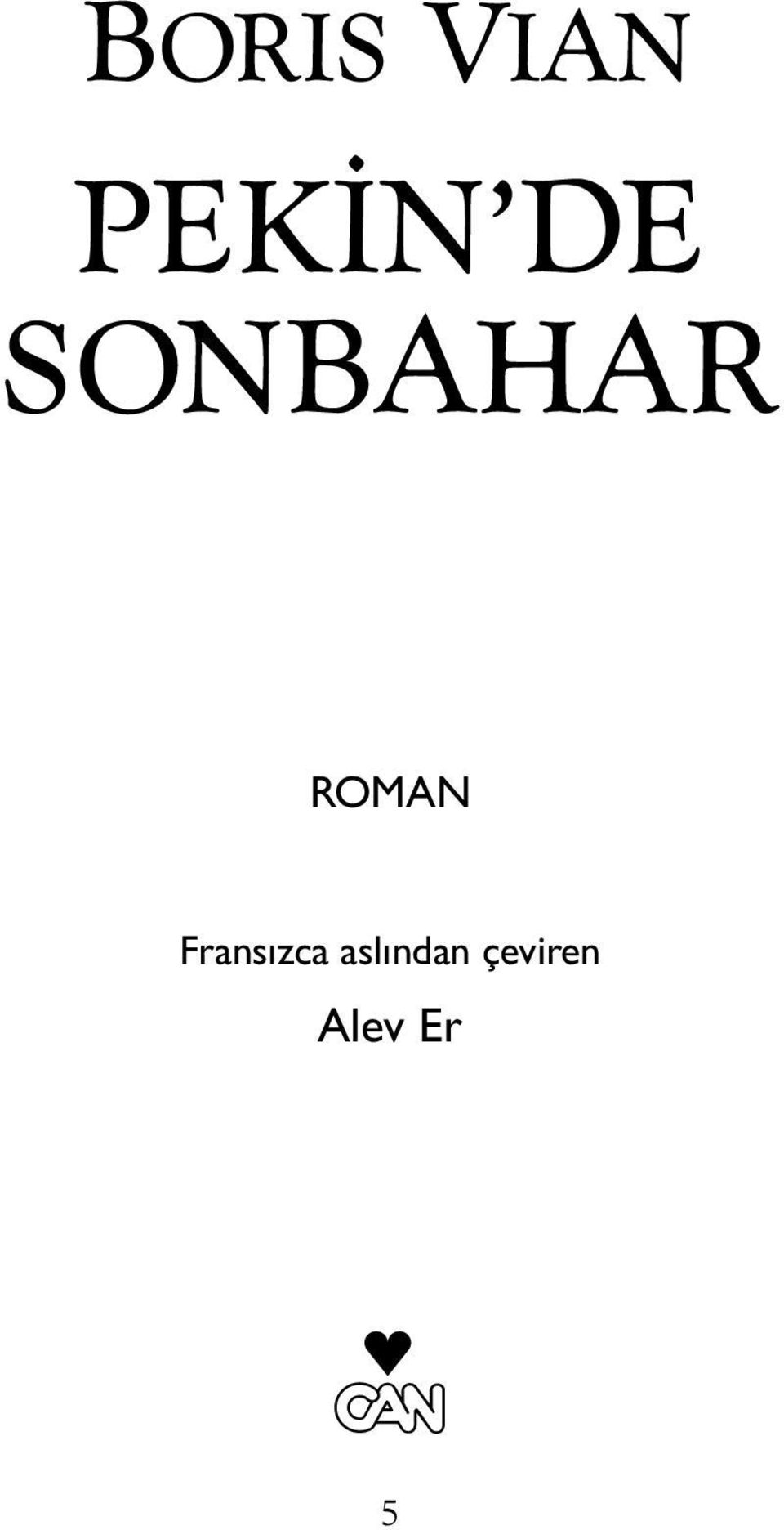 Boris Vian Pekin De Sonbahar Pdf Free Download