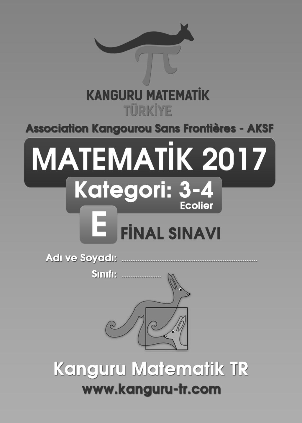 Kanguru Matematik Turkiye Pdf Free Download