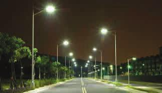 YOL - CADDE ARMATÜRÜ ( C.O.B LED) LED HIGHWAY and STREET LUMINAIRES ( C.