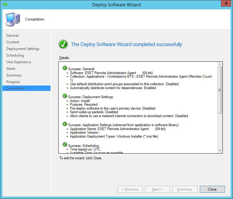 1603 General Windows Installer Engine Error agent update